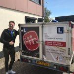 Aanhanger BE rijbewijs, BE rijbewijs in 1 dag, rijschool Harderwijk en Zeewolde