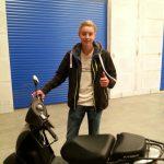 Scooterrijbewijs in 1 dag, scooterrijles Hartel Harderwijk en Zeewolde