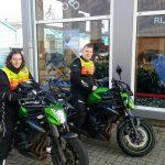 Snel je motorrijbewijs halen bij Hartel in Harderwijk en Zeewolde