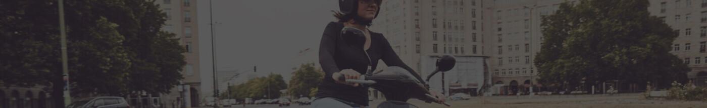 Scooterrijles, scooterrijbewijs in 1 dag, rijschool Harderwijk en Zeewolde