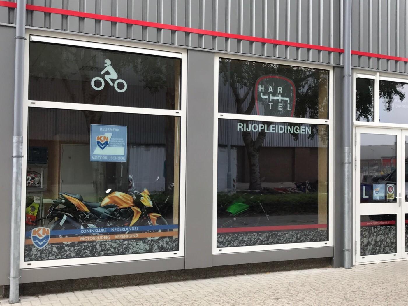Locatie rijschool Harderwijk